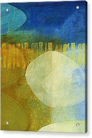 40/100 Acrylic Print by Jane Davies