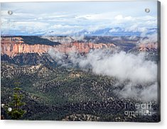 407p Bryce Canyon Acrylic Print by NightVisions