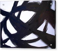 40x60 Abstract Art Painting Modern Robert R Print Limited Edition Acrylic Print