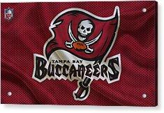 Tampa Bay Buccaneers Acrylic Print