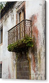 What It Once Was Acrylic Print by Rene Triay Photography
