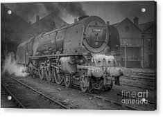46244 King George Vi At Carlisle Acrylic Print