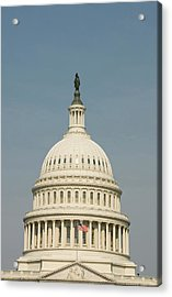 Washington Dc, Usa Acrylic Print by Lee Foster