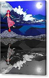 483 -    Dance Of Life Acrylic Print