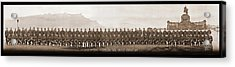 4th Co. 3rd Corps. 1st Artillery Park Acrylic Print by Fred Schutz Collection