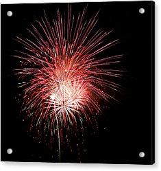 4th Of July 8 Acrylic Print by Marilyn Hunt