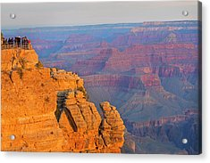 Arizona, Grand Canyon National Park Acrylic Print