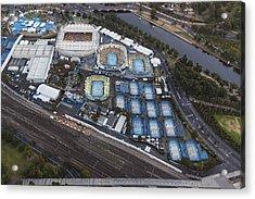 Australian Open Tennis Championships Acrylic Print