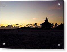 Boca Grande Florida Acrylic Print by Fizzy Image