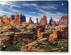 Canyonlands National Park Utah Acrylic Print