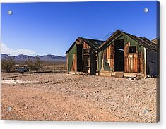 Death Valley Acrylic Print