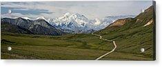 Denali National Park Series Acrylic Print by Josh Whalen