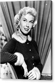 Doris Day, Ca. Early 1950s Acrylic Print