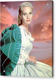 Eva Marie Saint Acrylic Print by Silver Screen