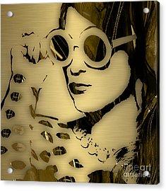 Megan Trainor Collection Acrylic Print