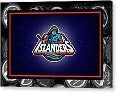 New York Islanders Acrylic Print