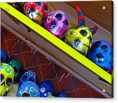 Oaxaca Mexico Acrylic Print