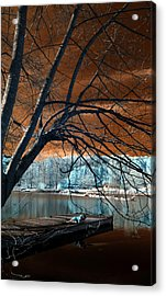 Quiet Moments Acrylic Print