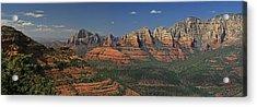 Sedona Acrylic Print by Gary Lobdell