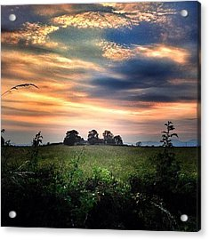 #stirling #scotland #uk #nature Acrylic Print