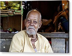 Street Photography Acrylic Print by Bobby Mandal