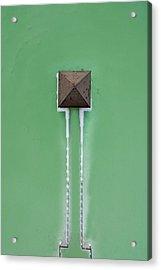Untitled Acrylic Print by E.amer