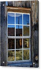 Usa, California, Bodie State Historic Acrylic Print