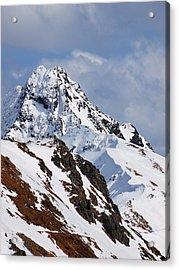 Winter In Tatra Mountains Acrylic Print by Karol Kozlowski