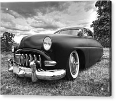 52 Hudson Pacemaker Coupe Acrylic Print