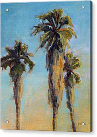 Pacific Breeze Acrylic Print
