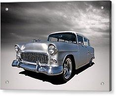 '55 Handyman Wagon Acrylic Print