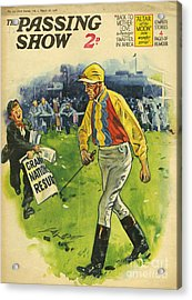 1930s,uk,the Passing Show,magazine Cover Acrylic Print by The Advertising Archives