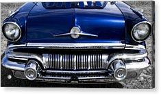 '57 Pontiac Safari Starchief Acrylic Print