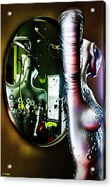 Untitled Acrylic Print by Barbara Ruano