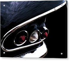 '58 Chevy Impala Fin Acrylic Print