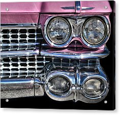 59 Caddy Lights Acrylic Print