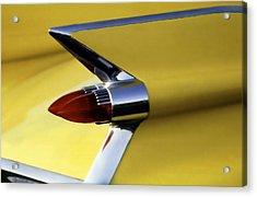 1959 Cadillac Coupe De Ville Acrylic Print