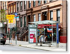 5th Ave And West 132nd Street Acrylic Print