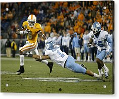 2010 Music City Bowl Acrylic Print by Don Olea