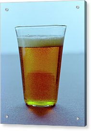 A Glass Of Beer Acrylic Print