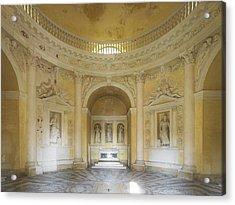 Andrea Di Pietro Della Gondola Known Acrylic Print