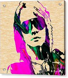 Axl Roxe Collection Acrylic Print by Marvin Blaine