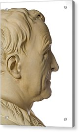 Carl Linnaeus Acrylic Print by Natural History Museum, London/science Photo Library