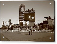 Citizens Bank Park - Philadelphia Phillies Acrylic Print