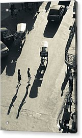 Cuba, Havana, Havana Vieja, Elevated Acrylic Print
