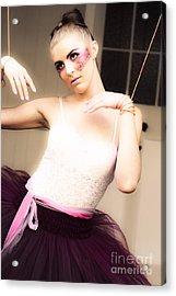 Dancer Acrylic Print by Jorgo Photography - Wall Art Gallery