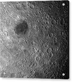 Far Side Of The Moon Acrylic Print