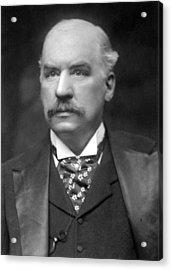 John Pierpont Morgan (1837-1913) Acrylic Print