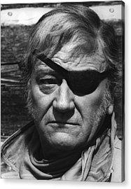 John Wayne Acrylic Print by Retro Images Archive