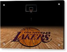 Los Angeles Lakers Acrylic Print